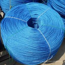 Longlife PE twisted  braided fishing rope for marine usage