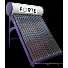 Solar Water Heater with Electric Water Heater (180L)