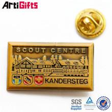 Pin de insignia de alta calidad de Guangzhou