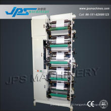 420mm Width 5 Colour Roll Coated Paper Print Press