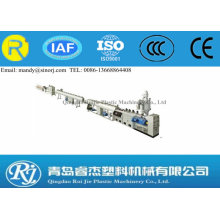 Hot selling-HDPE pipe plastic extruder (one year warranty time)
