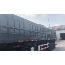 Trailer Tri Axles 40 Tons