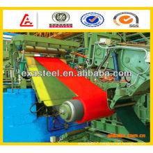 Color Coated Steel Rolls