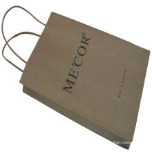Kraft Paper Bag Shopping Gift Bag for Wholesale