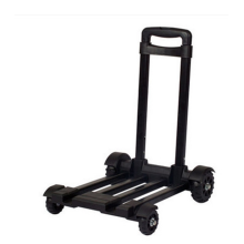 High quality Four rounds Folding luggage cart