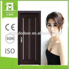 Popular design de alta qualidade HDF melamina porta da China