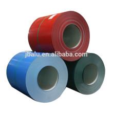 5000 серии PE/PVDF покрынная цветом алюминиевая катушка цена для промышленного