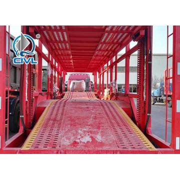 Trailer Dua Car axle Semi-trailer