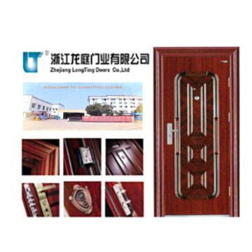 Puerta de acero de alta calidad precio competitivo