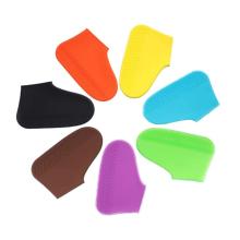 Fundas de silicona impermeables para hombres y mujeres para zapatos
