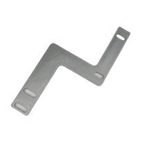 OEM hardware sheet metal stamping parts bracket metal stamping blanks