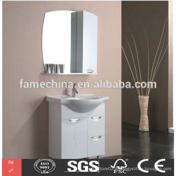 Unidades de vaidade modernas modernas de banheiro de alta qualidade fabricadas na China