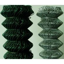 PVC-Coated Chain Link Fence in 50-70mm