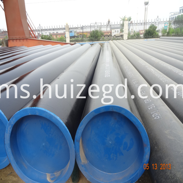EFW Pipe A 672