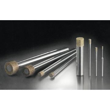 Ruedas abrasivas, herramientas de precisión galvanizadas