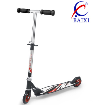 2 Wheel Stunt Plastic Kick Scooter (BX-2MBC125)