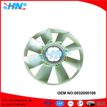 0032050106 Auto Motor Cooling Fan Blade für Actros Mp1 Mega Space