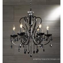Home Lighting Decorative Black Modern Chandelier (cos9184)