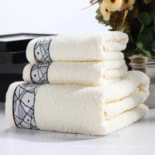 100% Baumwolle super komfortables Premium-Handtuch-Set