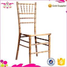 customized color fruitwood chivari chair