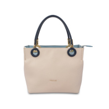 Simple Style 2021 Cow Leather Women Tote Bags