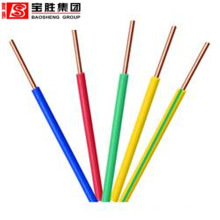 THW THHN electrical wire cable 2.5mm 4mm 10mm 16mm single core pvc insulated copper cable wire