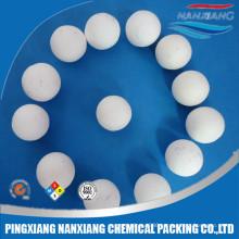 High Quality high purity al2o3 99% inert alumina ceramic ball catalyst bed support