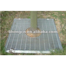 galvanized tree grating protection