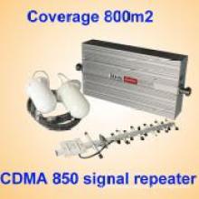 Lte 4G 800MHz Repetidor de señal móvil de repetidor de señal