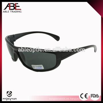 Las gafas de sol de bambú de las gafas de sol al por mayor