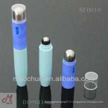 SF0019 Rouleau électrique en plastique vibrant sur bouteille