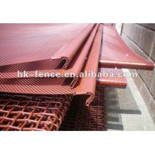 A pedreira pioneira barata das telas ISO9001 seleciona a malha da tela da mineração