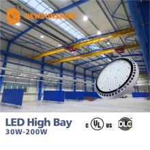 Outdoor IP65 30W UFO High Bay LED Lights