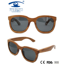 2016 New Arrival Real Wood Sunglasses (KW006-2)