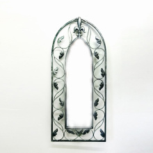 Metal Wall Art Decoration Vintage Mirror