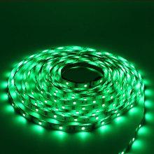 Luzes de corda de tira de cor flexível de LEDs