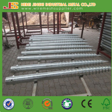 Ground Screw Pole Anchor, Helix Ground Schraube Anchor
