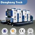 4 Cor Impressão Offset máquina automática chapa mudança