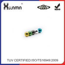 216PCS 5mm bunte magnetische Magic Beads Puzzle Ball Magnet