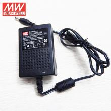 GS25U12-P1J MEANWELL 12V 2A UL/cUL CE&CB FCC TUV Desktop Power Adaptor