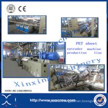 Pet Sheet Extruder/Customized Plastic Extrusion