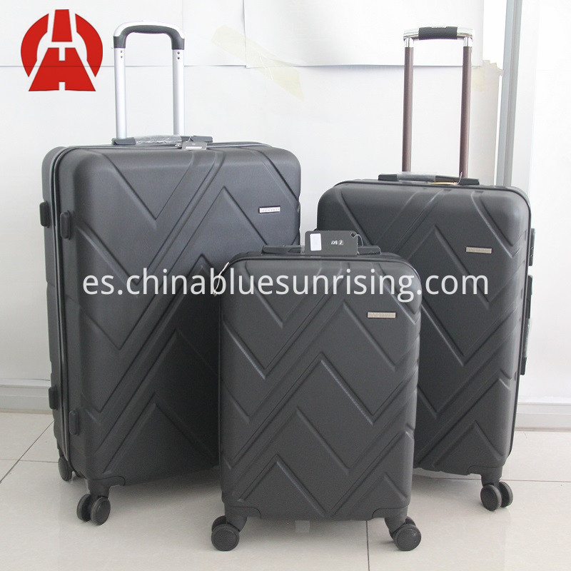 ABS luggage set