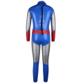 Muta con zip posteriore triathlon Seaskin Junior 3 / 2MM