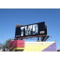 P12 Fixed Outdoor Billboard LED Display voor advertenties