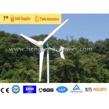 alta eficiência em casa usar o gerador de energia eólica-grade on/off grade