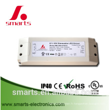 Conducteur mené dimmable de 700ma 35w