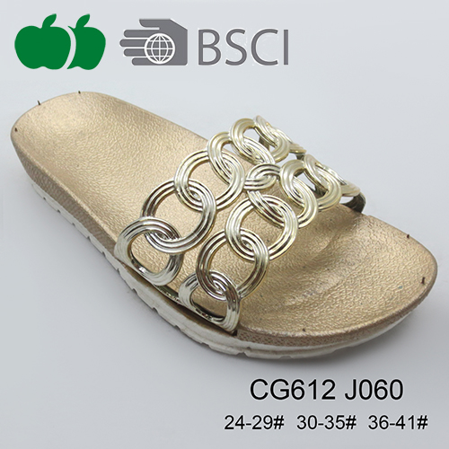 lady fashion outdoor slipper