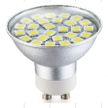 LED GU10 4.0W 27SMD 5050
