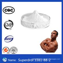 Chine Hot Sale Superdrol Poudre Methyldrostanolone