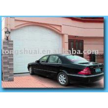 automatic sliding sectional garage door
